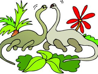 dinosaurier fakta pyssel