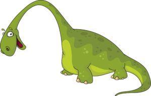 dinosaurier knep & knåp