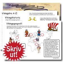 vikingar pyssel kalas