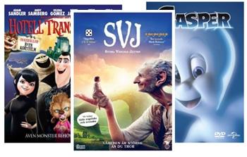 halloweenfilmer för barn