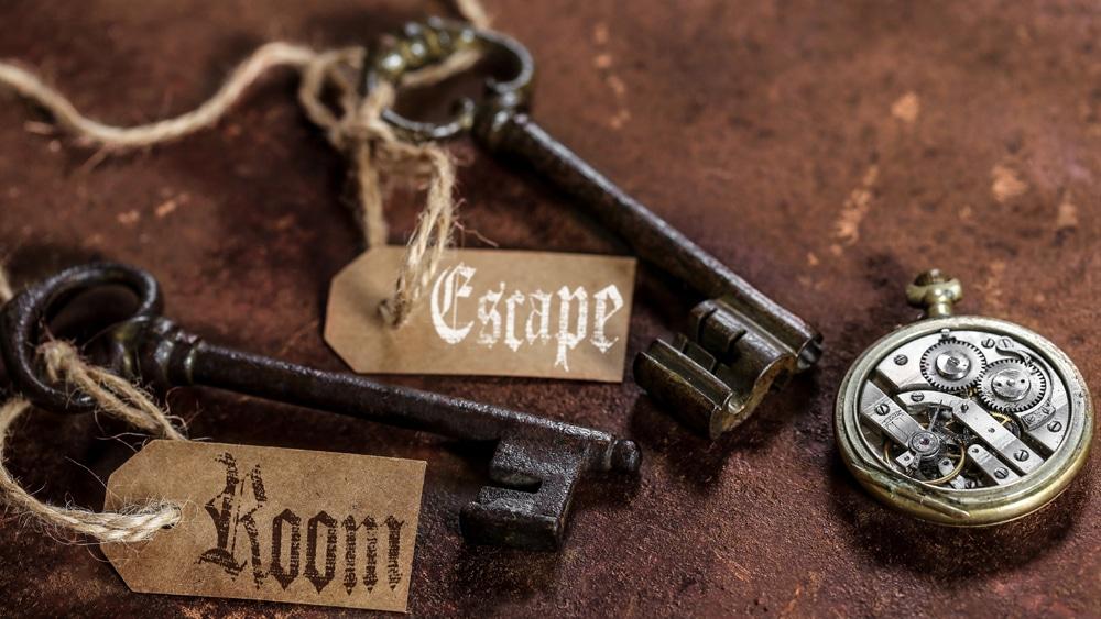 escape game barn