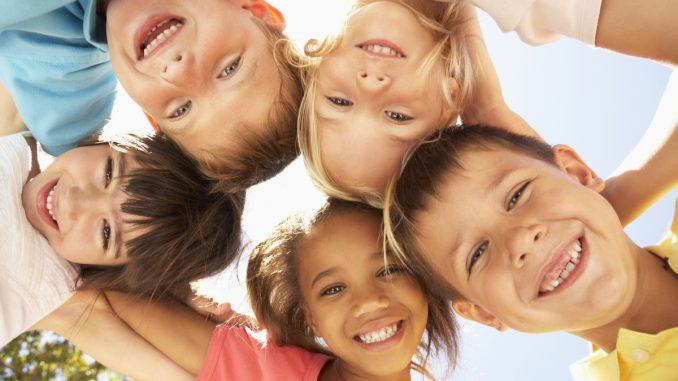 skattjakter för barn