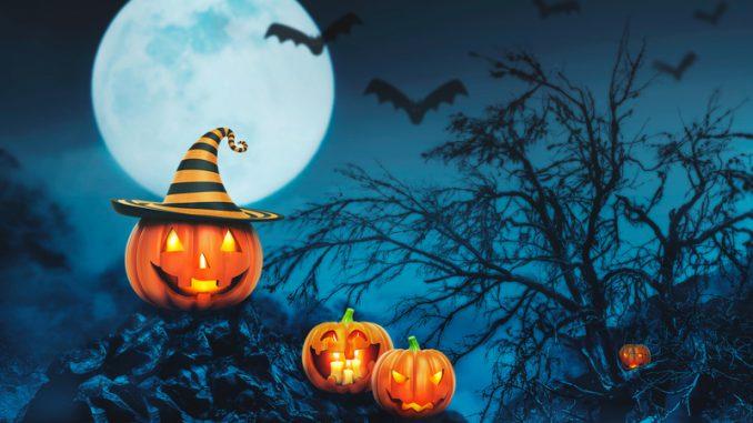 halloween aktiviteter